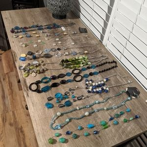 Lot of 48 Statement/Fashion Necklaces